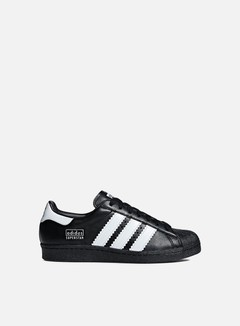 Adidas Originals - Superstar 80s, Core Black/Ftwr White/Core Black