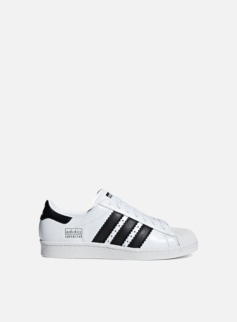 Sale Outlet Low Sneakers Adidas Originals Superstar 80s