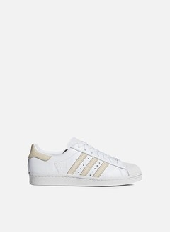 Adidas Originals - Superstar 80s, Ftwr White/Ecrtin/Crystal White