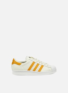 Adidas Originals - Superstar 80s, Off White/EQT Orange/Core Black 1