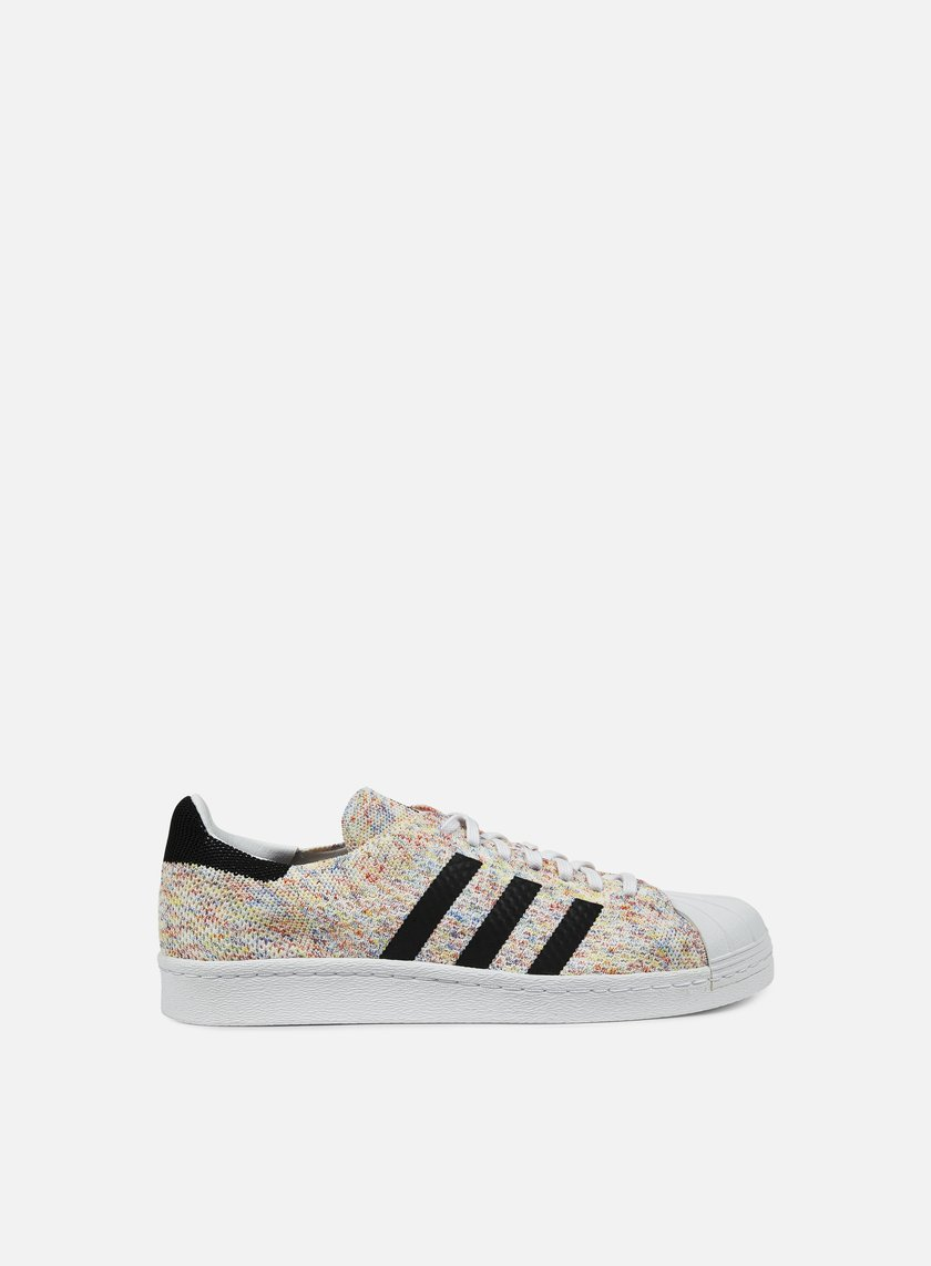 new product b7d2a 74b82 adidas superstar pride pack uomo nere