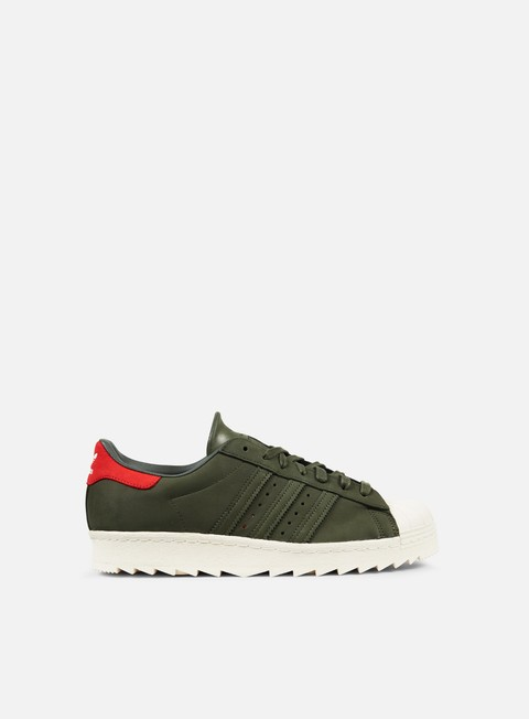 sneakers adidas originals superstar 80s tr night cargo night cargo off white