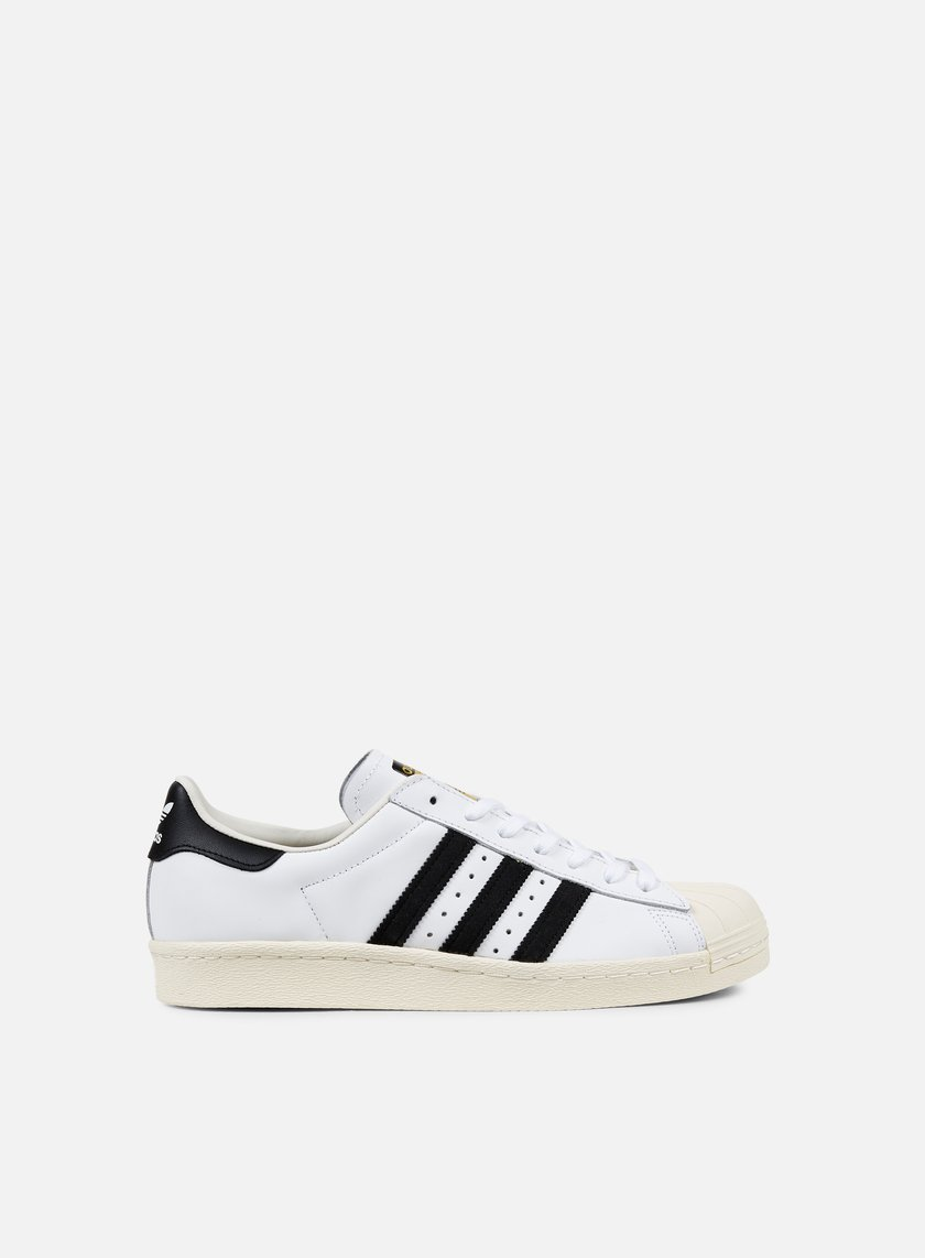 Adidas Originals - Superstar 80s, White/Black/Chalk