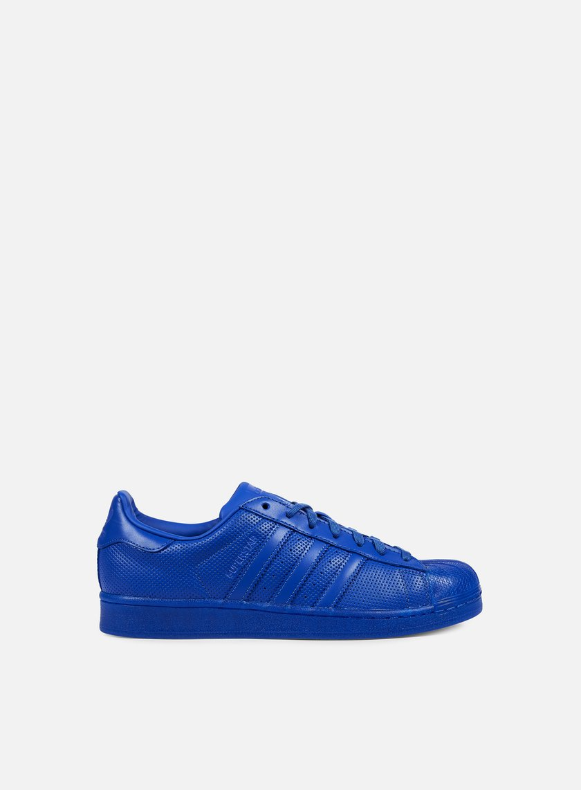 Adidas Originals - Superstar Adicolor, Blue/Blue/Blue