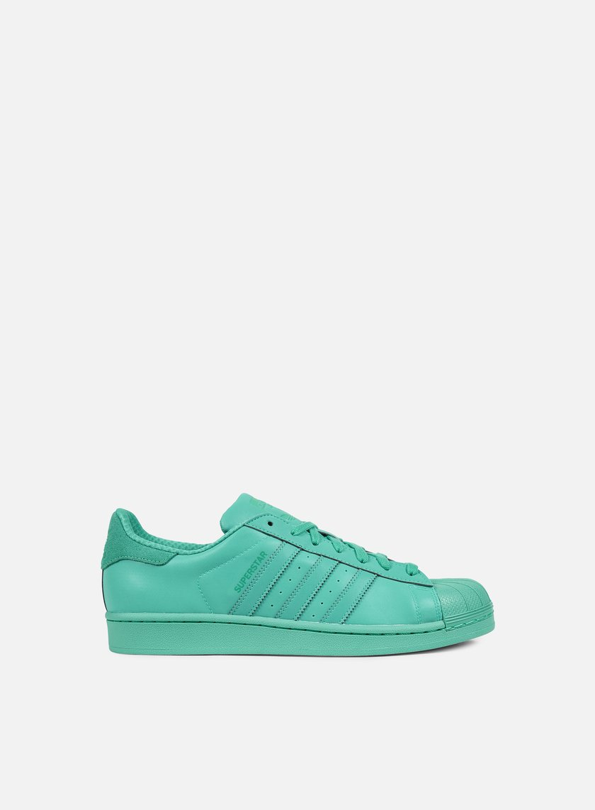 Adidas Originals - Superstar Adicolor, Shock Mint/Shock Mint/Shock Mint
