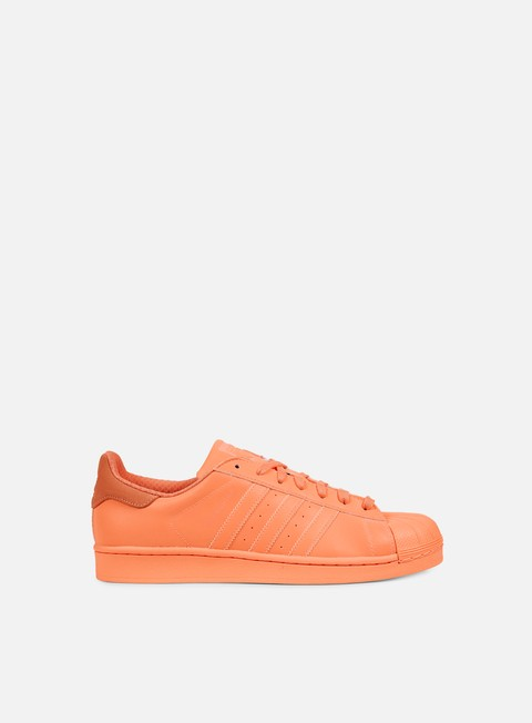 sneakers adidas originals superstar adicolor sunglow sunglow sunglow