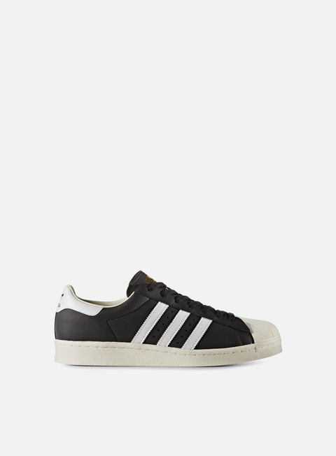 sneakers adidas originals superstar boost core black white gold metal