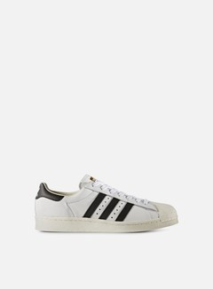 Adidas Originals - Superstar Boost, White/Core Black/Gold Metal 1