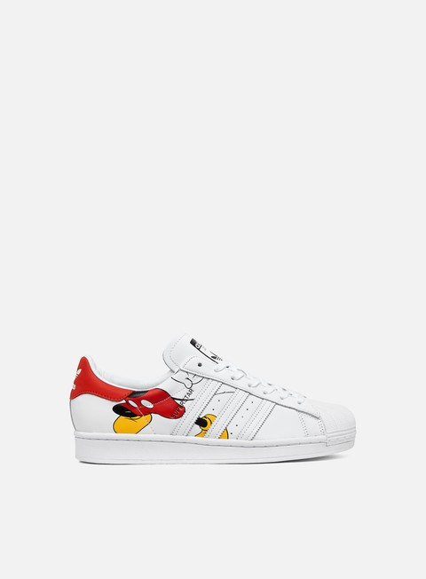 Outlet e Saldi Sneakers Basse Adidas Originals Superstar Disney