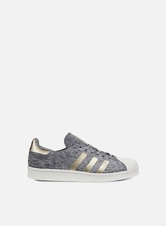 Adidas Originals - Superstar PK Boost, Light Solid Grey/MGH Solid Grey/CH Solid Grey