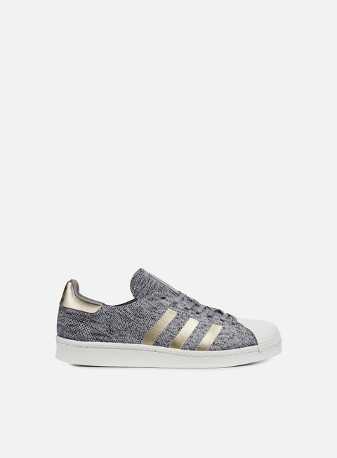 sneakers adidas originals superstar pk boost light solid grey mgh solid grey ch solid grey