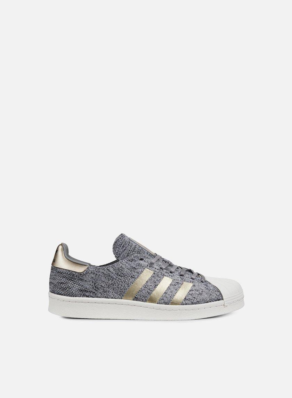 adidas schuh superstar pk light solid grey solid grey