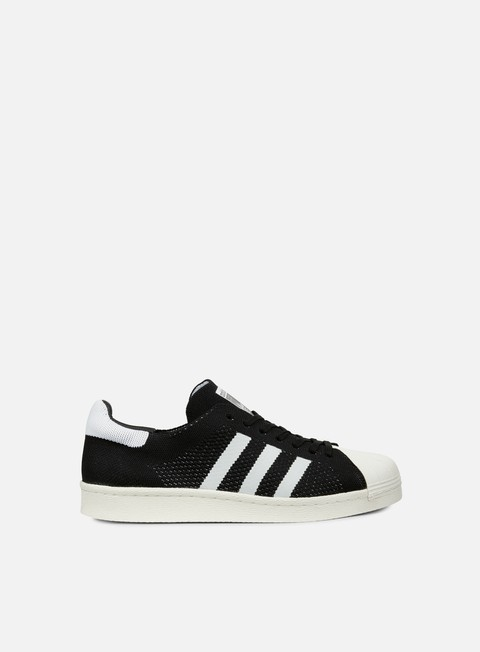 sneakers adidas originals superstar pk boost white core black off white