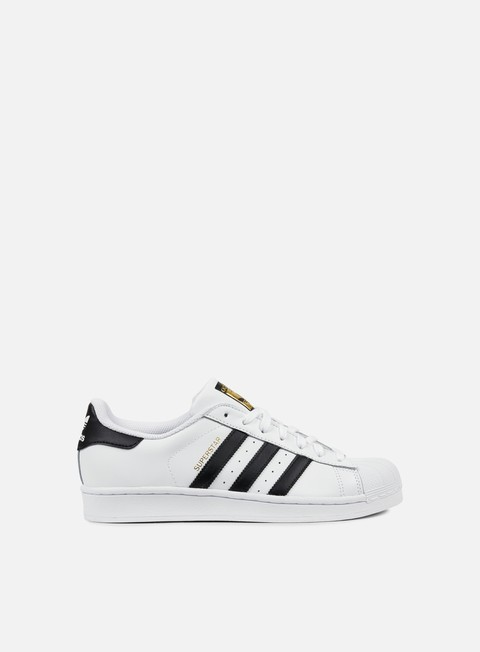 sneakers adidas originals superstar running white core black running white
