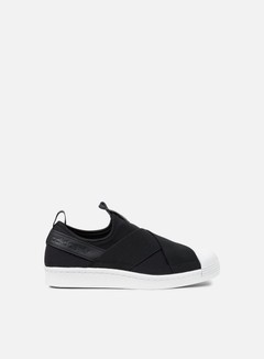 Adidas Originals - Superstar Slip On, Core Black/Core Black/Core Black
