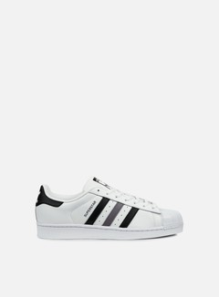 Adidas Originals - Superstar, White/Black/Trace Grey