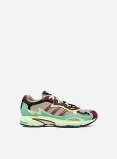 Adidas Originals - Temper Run, Core Black/Easy Mint/Glow Green