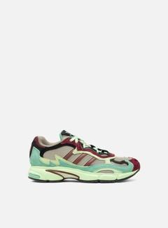 Adidas Originals - Temper Run, Core Black/Easy Mint/Glow Green