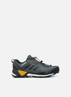 Adidas Originals - Terrex Skychaser XT GTX, Grey Five/Core Black/Active Gold