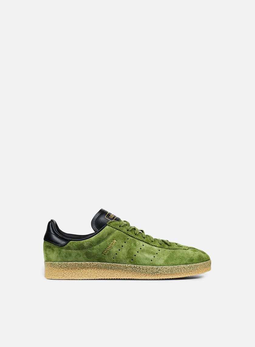 Adidas Originals - Topanga Clean, Craft Green/Core Black/Gum
