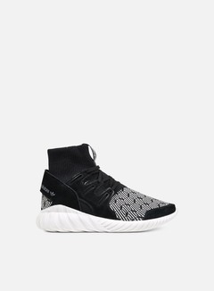 Adidas Originals - Tubular Doom, Core Black/Core Black/Vintage White 1