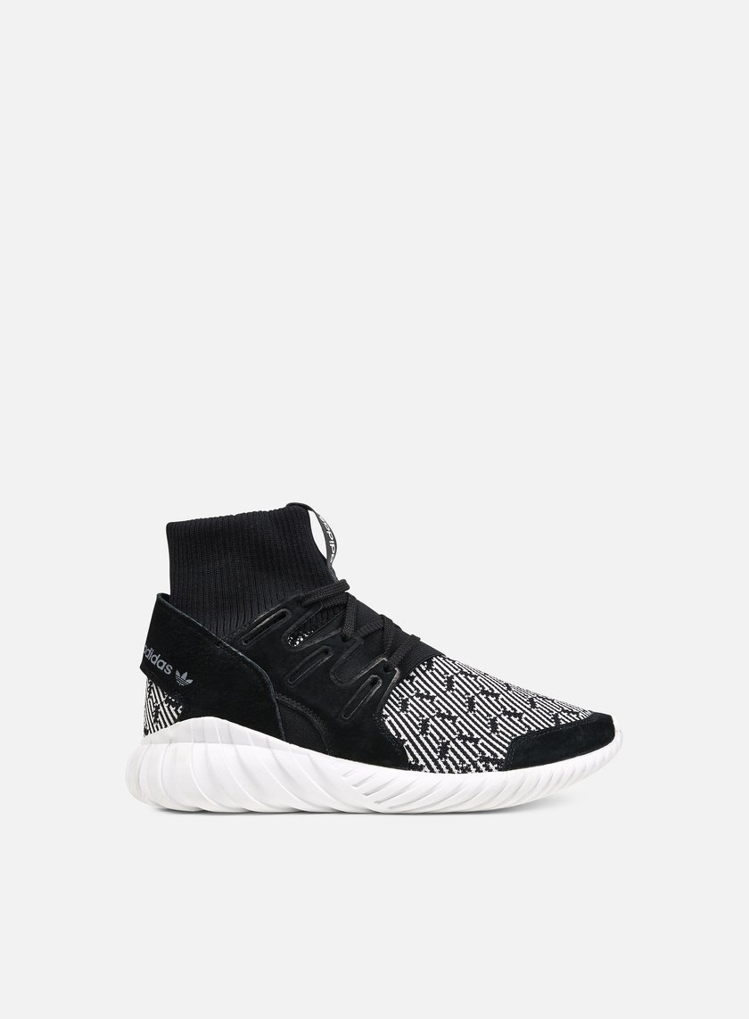 Adidas Originals - Tubular Doom, Core Black/Core Black/Vintage White