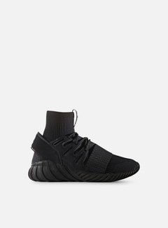 Adidas Originals - Tubular Doom Primeknit, Core Black/Neutral Grey/White 1