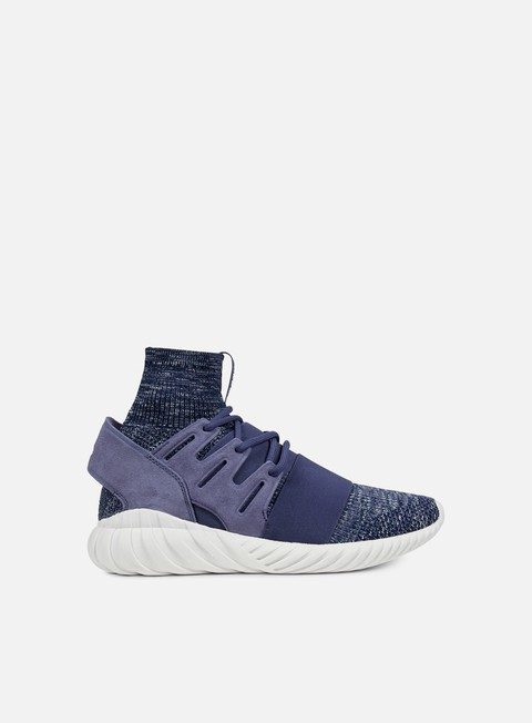 sneakers adidas originals tubular doom primeknit super purple collegiate navy vintage white