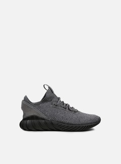 Adidas Originals - Tubular Doom Sock Primeknit, Grey Four/Core Black/White 1