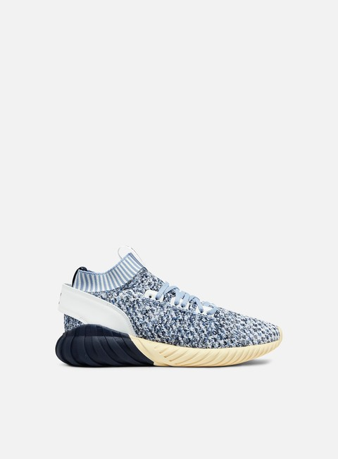 sneakers adidas originals tubular doom sock primeknit legend ink white