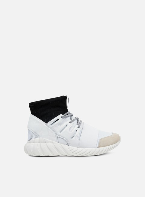 sneakers adidas originals tubular doom white white black
