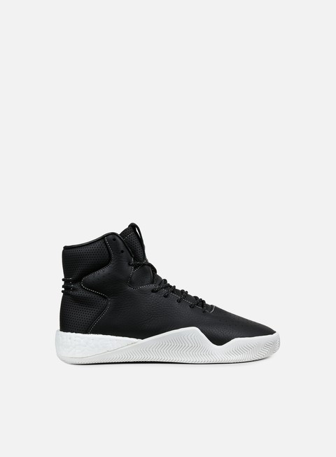 sneakers adidas originals tubular instinct boost core black crystal white white