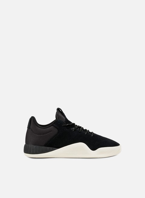sneakers adidas originals tubular instinct low black cream white