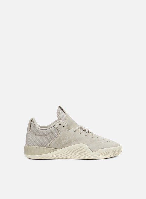 sneakers adidas originals tubular instinct low clear brown clear brown white