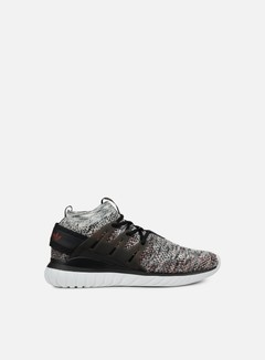Adidas Originals - Tubular Nova Primeknit, Clear Brown/Clear Brown/Mystery Red