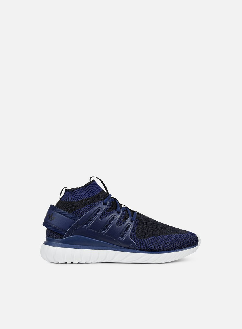 Adidas Originals - Tubular Nova Primeknit, Dark Blue/Core Black/White