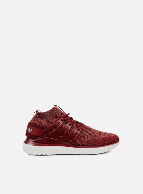 sneakers adidas originals tubular nova primeknit mystery red collegiate burgundy