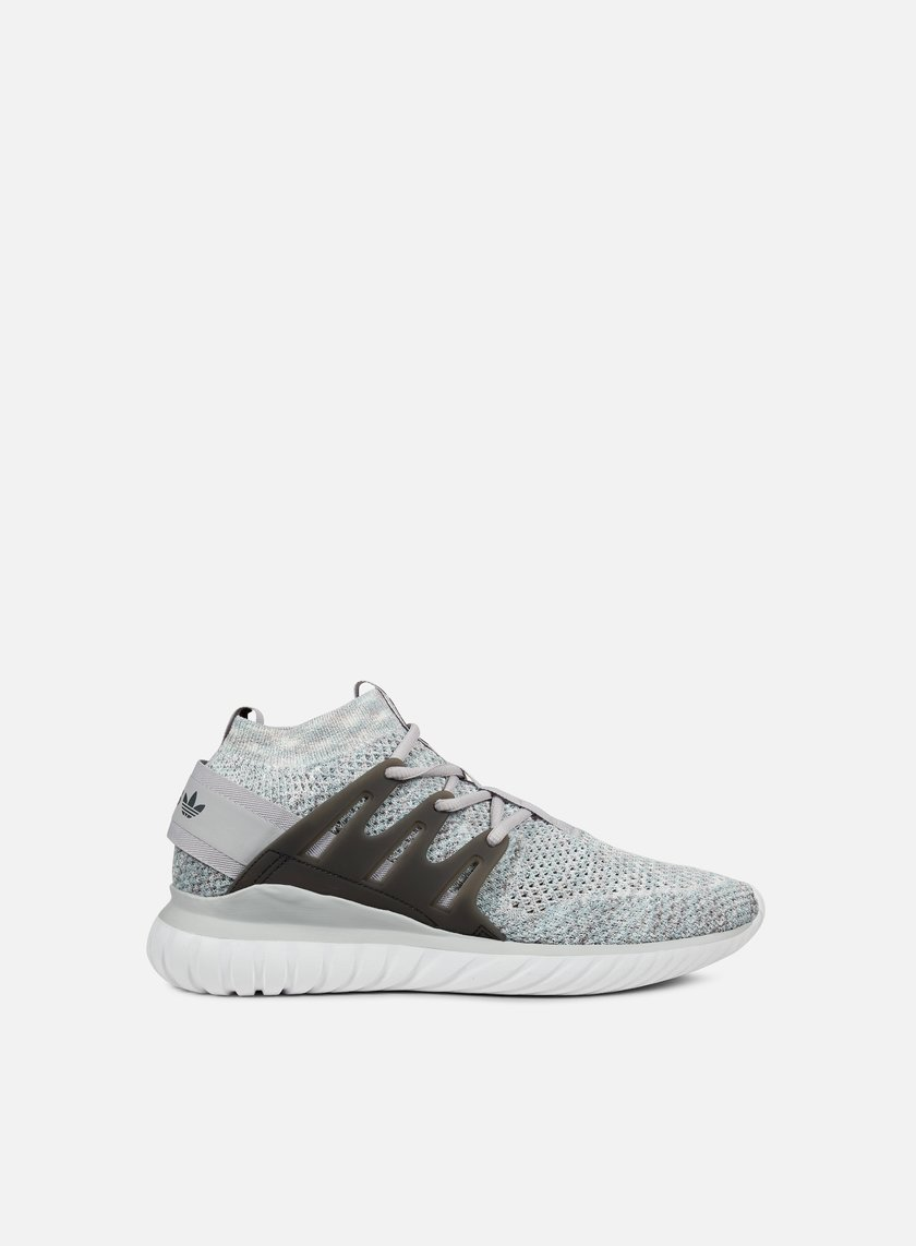 Adidas Originals - Tubular Nova Primeknit, Tactile Green/Light Solid Grey/Dark Grey