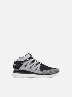 Adidas Originals - Tubular Nova Primeknit, White/Vintage White/Core Black
