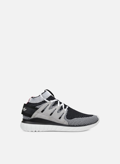 sneakers adidas originals tubular nova primeknit white vintage white core black