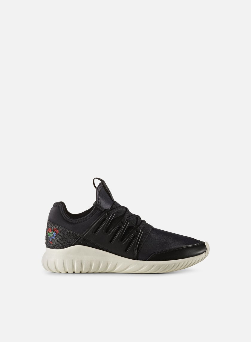 Adidas Originals - Tubular Radial CNY, Core Black/Core Black/White