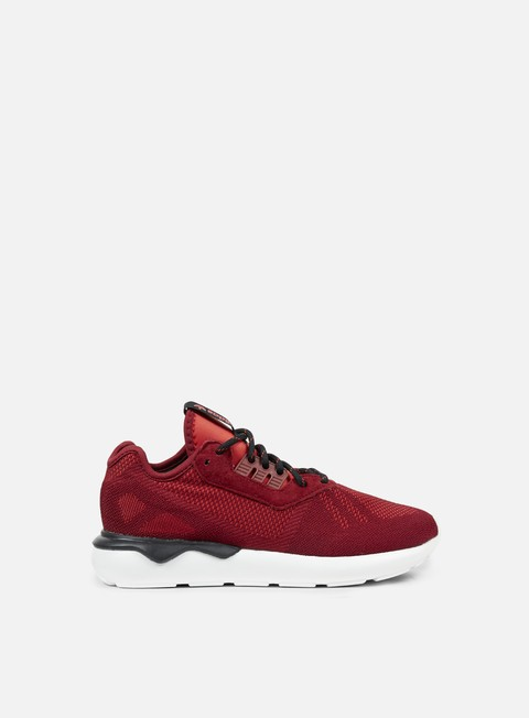 sneakers adidas originals tubular runner weave collegiate burgundy collegiate burgundy core black