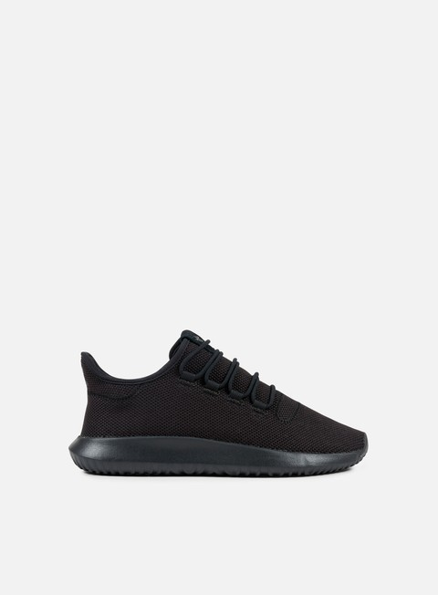 sneakers adidas originals tubular shadow core black white core black