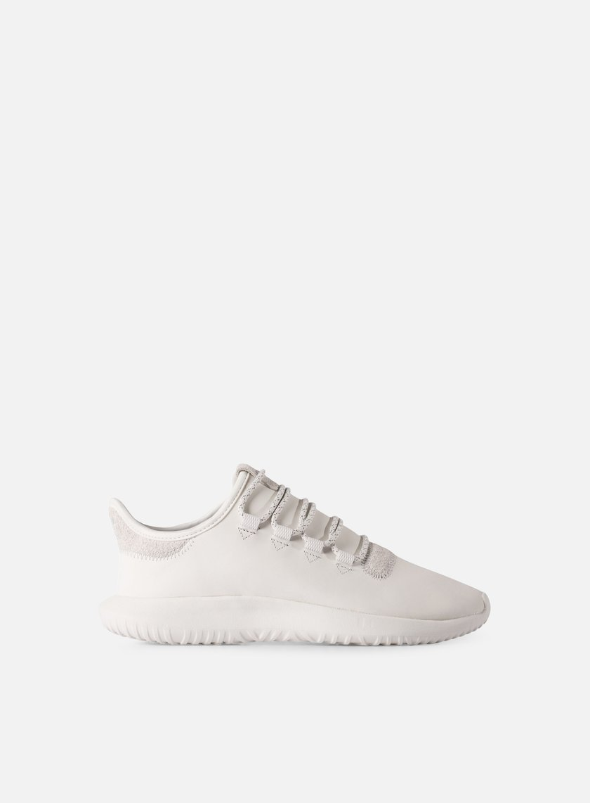 Adidas Originals - Tubular Shadow, Crystal White/White