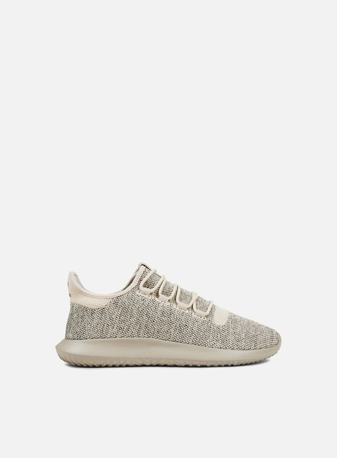 sneakers adidas originals tubular shadow knit clear brown light brown core black