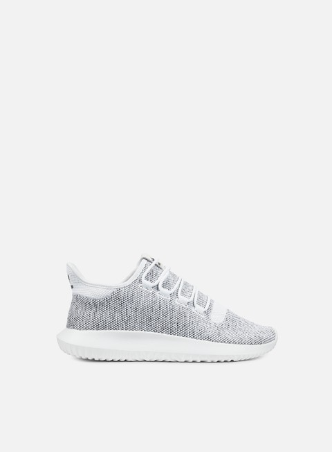 sneakers adidas originals tubular shadow knit white white core black