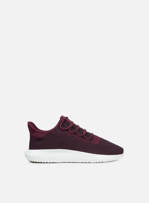 sneakers adidas originals tubular shadow maroon vapour grey white