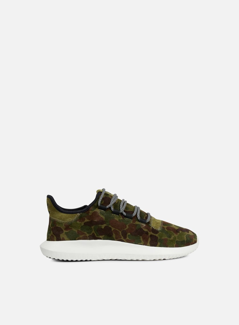 Adidas Originals - Tubular Shadow, Olive Cargo/Vintage White/Core Black