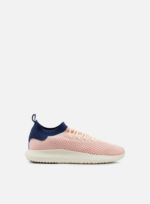 sneakers adidas originals tubular shadow primeknit chalk white off white noble indigo