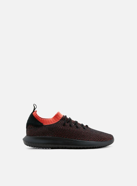 sneakers adidas originals tubular shadow primeknit core black core black trace scarlet